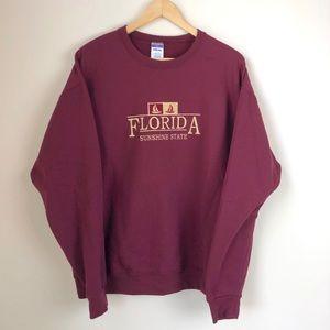 Florida Men's Tourist Crewneck Sweatshirt